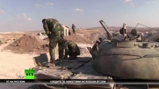Бои за Алеппо: правительственная армия перекрывает боевикам каналы снабжения
