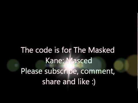 <b>Cheat code</b> for The masked kane on <b>WWE 12</b> - YouTube