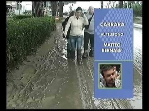 TTNews24 - VIDEOGIORNALE 12-11-2012 / Alluvione Massa-Carrara