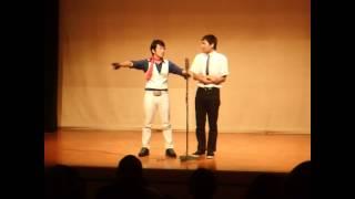 中野小劇場にて 特撮ネタを織り込みつつ、元ネタを知らなくても面白い・...