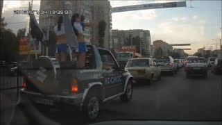 №10 Дураки, дуры и... дороги. ДДД / Idiots!