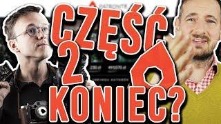 """Krzysztof Gonciarz - """"Scam"""" na patronite? - Część 2 """"Koniec"""""""