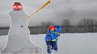 100К ЗА снеговика?ГРЕННИ В РЕАЛЬНОЙ ЖИЗНИ или НЕ снеговик ДЛЯ СЛИВКИ ШОУ ).Как сделать бабку ГРЕННИ?