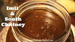Khathi Meethi Imli & Sonth Chutney | Tangy And Sweet Tamarind And Ginger Chutney | Iftaar Mazeedar