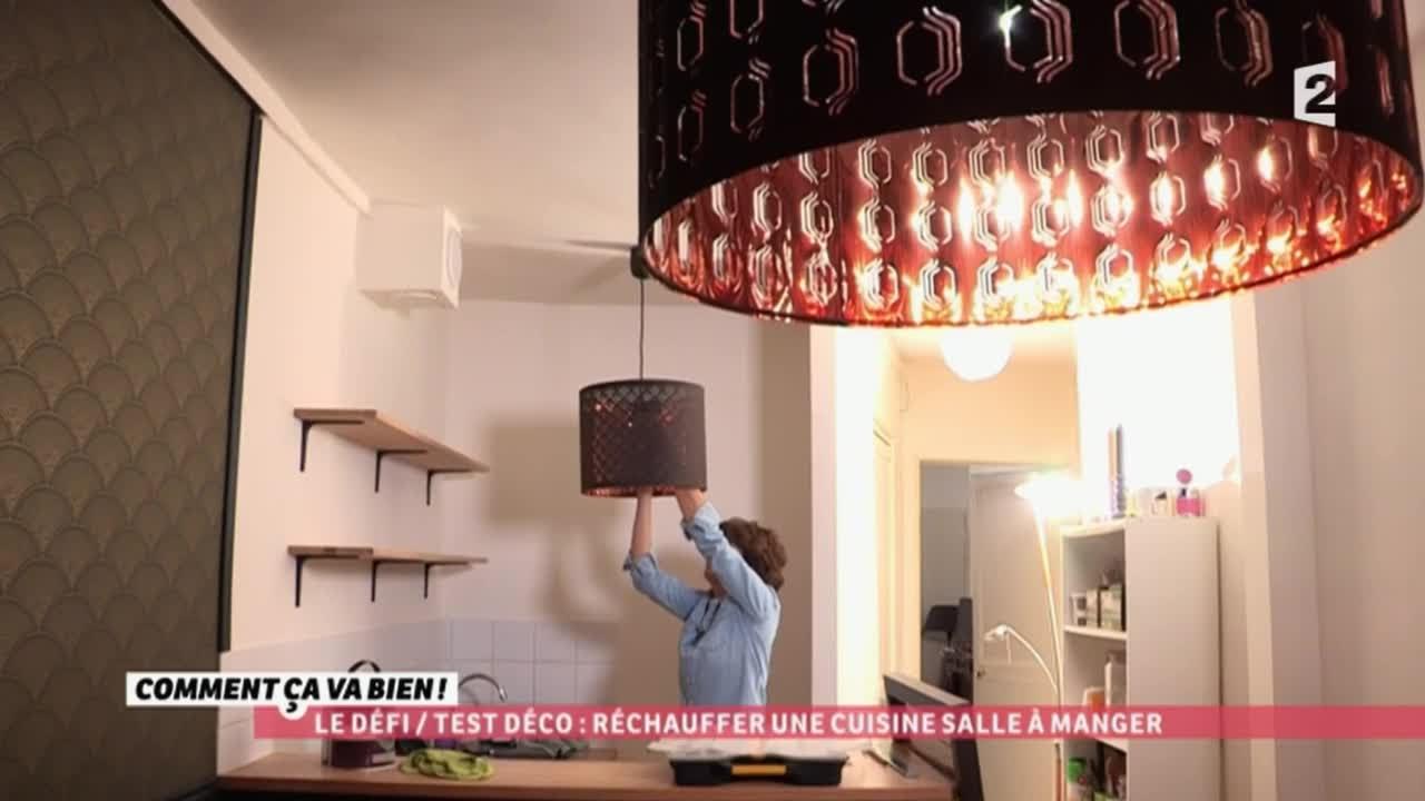 D co r chauffer une cuisine salle manger ccvb youtube for Salle a manger youtube