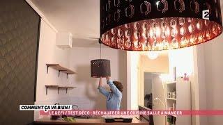[DÉCO] Réchauffer une cuisine-salle à manger #CCVB