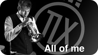 All of me - John Legend - Trumpet cover (Flugelhorn)