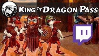 King of Dragon Pass | Stream #1