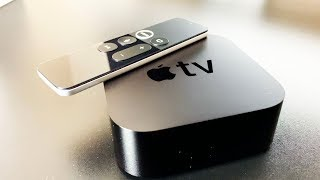 Apple TV 4K Unboxing & Review / Top Features - Best Streaming Box?
