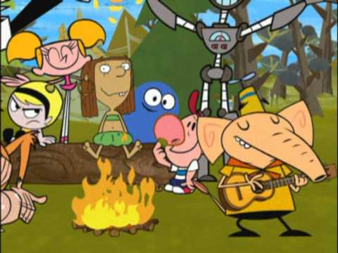 Cn Poland Comedy Summer Festival Old Cartoons Are Back Youtube