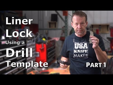 Making a Liner Lock the Easy Way - Part 1