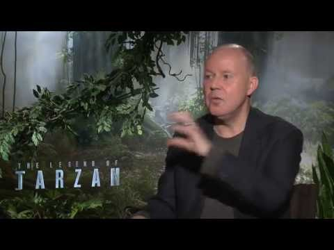 THE LEGEND OF TARZAN: David Yates Stitches Africa Together With Amazing Special Effects