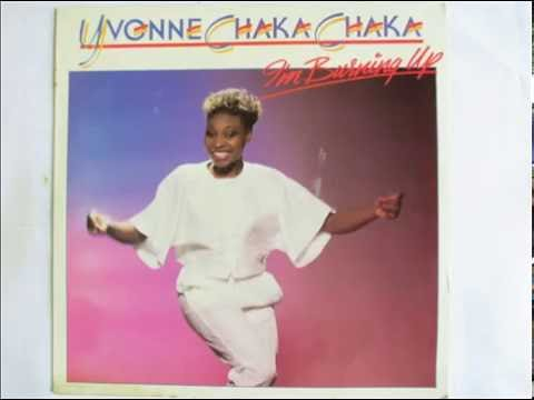 Yvonne Chaka Chaka ‎– I'm Burning Up 1987