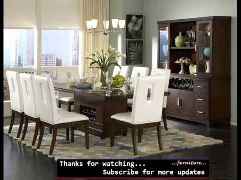 Dining Room Furniture Modern | Modern Dining Table Collection ...