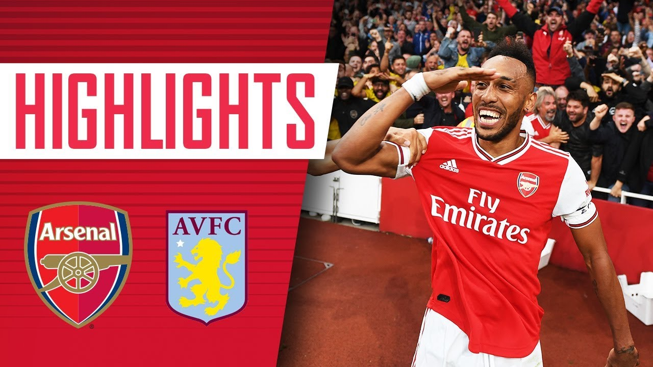 Arsenal 3-2 Aston Villa | Goals & highlights