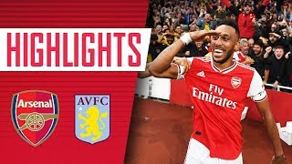 A DRAMATIC VICTORY! | Arsenal 3-2 Aston Villa | Goals & highlights