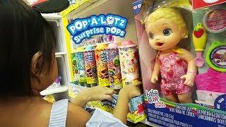 POP A Lotz Surprise POPS 💖 Jessica Jenica Beli + Buka Mainan Anak Terbaru 💖 Let's Play