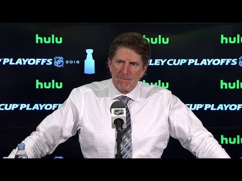 Maple Leafs Post-Game: Mike Babcock - April 16, 2018