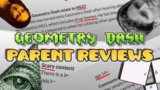 Reading Parent Reviews of Geometry Dash thumbnail