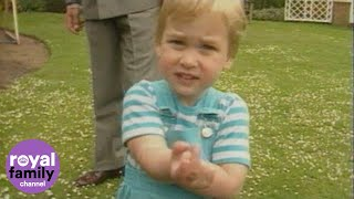 Prince William: Top five cutest moments