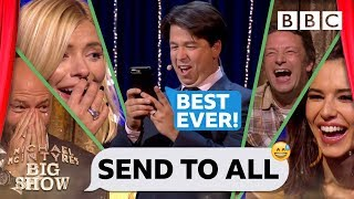 Michael McIntyre's FUNNIEST EVER Send To Allssssss! 😂📱 😱