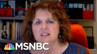 Laurie Garrett On COVID-19 Timeline: 'Three Years Is My Best Case Scenario'   The Last Word   MSNBC