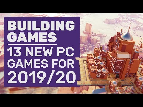 13 New City Building Games For 2019/2020 We Can't Wait To Play