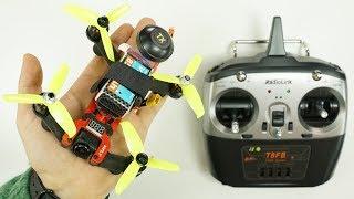 VIFLY R130 V2 - Mini Quadricottero pronto al volo per fpv sotto i 250g - Parte 1
