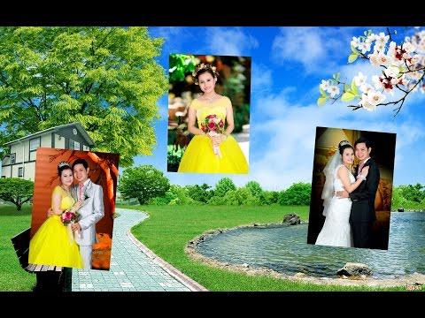 liên khúc đám cưới miền quê