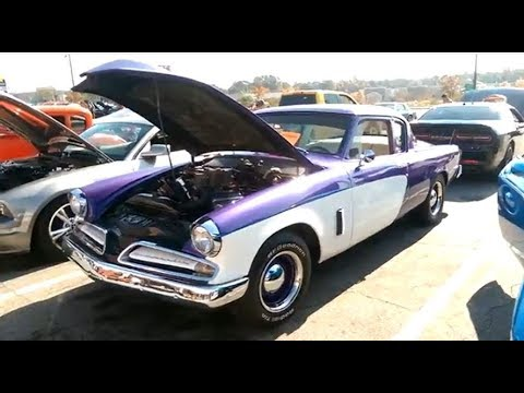 ▄▀▄  AUTO ZONE CAR SHOW...Nov 4, 2017 Columbia, SC   1 of 3