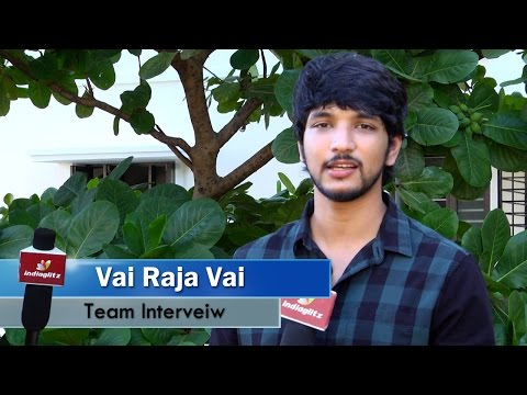 Gautham Karthik Replicates his Father | Vai Raja Vai Interview