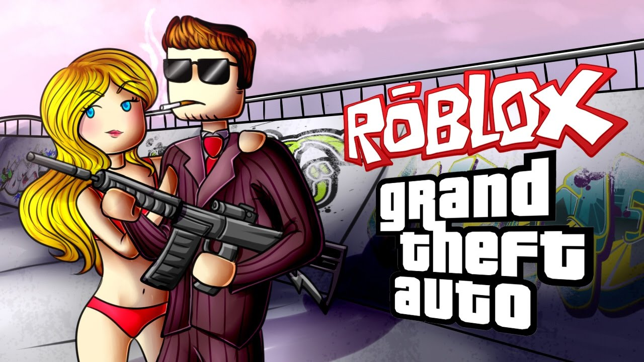 ROBLOX STRIP CLUB?!?! ROBLOX GTA 5 - YouTube