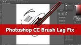 Photoshop pen pressure fix (Ugee) - YouTube
