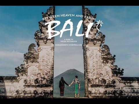 """Between HEAVEN and EARTH"" | BALI, INDONESIA"