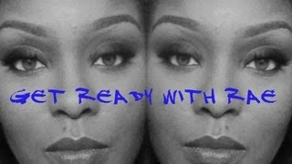 Get Ready with Rae | Smokey Eyes & Straight Hair Thumbnail