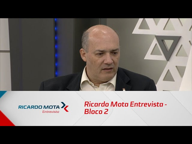 Ricardo Mota Entrevista - Bloco 2 - 18/08/2019