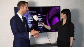 LG Sound Bar SJ9 mit Dolby Atmos   Roadshow 2017