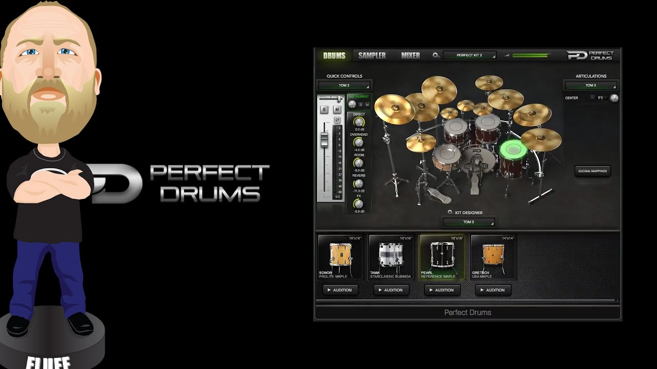 Perfect Drums