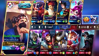 The Most Difficult Rank Game I Had To Carry In My Life   Mobile Legends