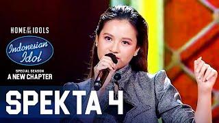 Download ANGGI - KAKA MAIN SALAH (Silet Open Up X KapthenpureK) - SPEKTA SHOW TOP 10 - Indonesian Idol 2021
