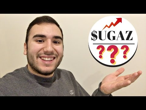 How I Plan On Trading $UGAZ | Natural Gas ETFs | Swing Trading For Beginners