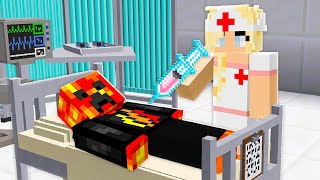 How to Play as a Nurse in Minecraft!