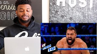 WWE Top 10 SmackDown LIVE moments: June 26, 2018 | Reaction