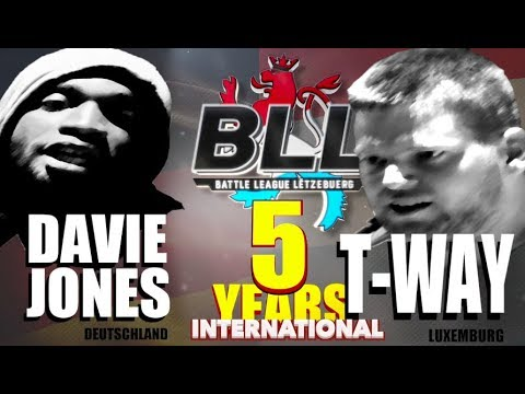 BLL INTER - DAVIE JONES Vs T-WAY
