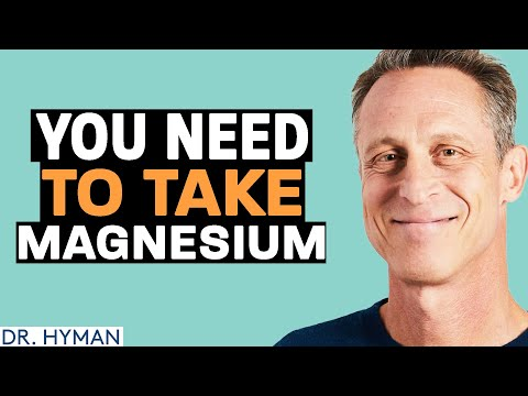 Magnesium:  The most powerful relaxation mineral available...