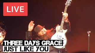 Three Days Grace | Just Like You | LIVE in London