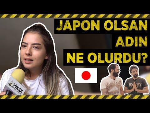 JAPON OLSAYDIN ADININ NE OLMASINI İSTERDİN? (#416)