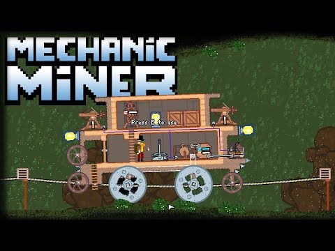 Noxious Mining – Mechanic Miner Gameplay – Let's Play Part 4