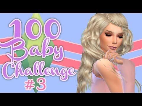 The Sims 4 - 100 Baby Challenge (#3) Skrigende børn