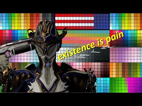 Warframe: Reviewing Every Color Palette thumbnail